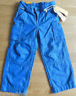 Bench boy casual trousers chinos  2-3 y BNWT  blue pants