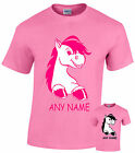 PONIE PONY HORSE CUTE PERSONALISED GIRLS T SHIRT KIDS,ALL SIZES