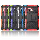 Hybrid Impact Armor Rugged Hard Case Stand Cover For Samsung Galaxy Young 2 G130