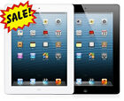Apple iPad 2 16GB WiFi Tablet| Black or White| New (Other) Open Box w / Warranty