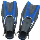 US Divers Mid Size Snorkel Fins Flippers Ideal for Travel - Comfort Lightweight