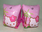 ** Hello Kitty Swimming / Arm Bands - Age 3 To 6 Years 18 - 30Kg **