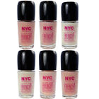 NYC Excuse My French! French Manicure Nail Polish 9.7ml
