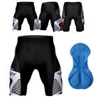 Hot Mens Bike Bicycle Cycling Outdoor Wear Riding Padded Shorts Pants Size M-XXL