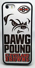 New Cleveland Browns Dawg Pound Nfl Phone Case For Iphone 6 Plus 6 5c 5 5s 4 4s
