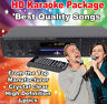 More images of StarSinger  Karaoke Machine  with 2 Wireless Microphones  2015 DVD & HD Decades