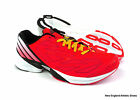 adidas Crazy Fast running shoes sneakers for men  - Infrared / Black / White