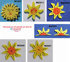 SUN -  HANDMADE CERAMIC MOSAIC TILES for your Projects ( Pick you Group) #2
