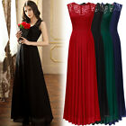 Women's Maxi Elegant Evening Party Ball Gown Weddings Bridesmaid Long Dresses