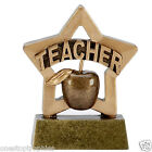 """3.75"""" Teacher Award Trophy Free Engraving up to 30 Letters"""