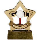 Golf Trophy Award 8.25cm Free Engraving up to 30 Letters
