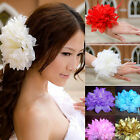 Hot Women Flower Elastic Pin Hair Wrist Cuff Corsage Wedding Bridal HDR-0201