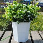 Beautiful Man Made Artificial Milan grass Flower Bouquet Party Home Decor