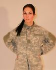 ARMY COMBAT UNIFORM ACU DIGITAL JACKET WINDPROOF AIRSOFT ALL SIZES