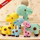 Colorful Giraffe Dear Soft Plush Toy Cute Little Kid Stuffed Animal Quality Doll