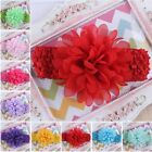 Infant baby girl lace flower headband newborn hair band kids hair accessories
