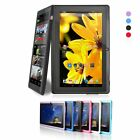 """Google Android KitKat 4.4 Quad Core 7"""" Tablet PC 8G Bluetooth Wifi Dual Camera"""