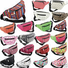 FESTIVAL FANNY PACK BUM BAG TRAVEL WAIST MONEY BELT LEATHER POUCH WALLET HOLIDAY
