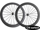 U Shape 60mm Tubular carbon road bicycle wheelset 20.5mm,23mm,25mm rim width