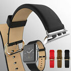 HOCO Classic Genuine Leather Watch Band Strap for Apple Watch 38MM&42MM Sports