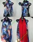 New Galaxy scarf leopard Universe Long Scarves Shawl Wrap Stole Lady Neckerchief