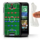 STUFF4 Gel/TPU Case/Cover for HTC Desire 510/Games