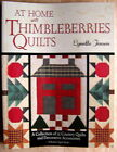PATTERN book wall quilt quilting country 25 THIMBLEBERRIES QUILTS christmas