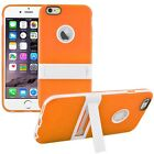 Accessories Apple iPhone 6 & 6 Plus Grip Gel Rubber Stand Silicone Case Cover