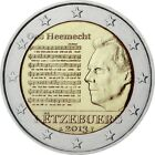 2013 Commemorative 2 Euro ( €2 ) Coin Uncirculated in capsule choose from 23