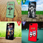 Motley Crue Cover Case For Apple iPhone 4 5 6 and iPod 4 5 Nano 7