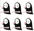 Halloween gifts DIY anime cartoon ghost Metal Charms Jewelry Making Pendants 3cm