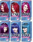 Schwarzkopf Hair Color LIVE XXL Ultra Brights - Choose from 8 Assorted Shades