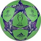 ADIDAS FINALE BERLIN CAPITANO 2015 CHAMPIONS LEAGUE FOOTBALL GREEN SIZE 5