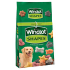 Winalot Shapes Dog Food Biscuit Treats