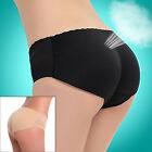 2 Colors Shapewear Women Buttock Padded Underwear Bum Lift Enhancer Pants New