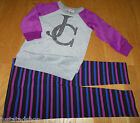Juicy Couture baby girl top jumper leggings 6-9-12 m NEW BN outfit designer set