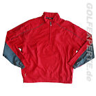 SUNICE Men's Weather Wind- & wasserabweisende Jacke, chili red, ultraleicht