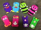 NEW CELL PHONE CASE FUN SHAPES PROTECTIVE ICOVER BY DIGECOM IN COLORS AND SHAPES