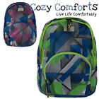 Dynamic Colours Lightweight School / Hiking /Casual Backpack /Rucksac 2 Colours