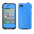 Heavy duty Waterproof Snowproof Shockproof Case Cover for Apple iPhone 4S 4 4G