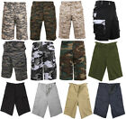 Внешний вид - Below Knee Extra Long Cargo Tactical Shorts Camo BDU Military Rothco