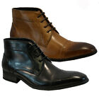 NEW MENS ITALIAN CASUAL FORMAL CHELSEA BROGUE ANKLE OFFICE WEDDING BOOTS SHOES