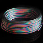 1/5/50/100M 4Pin RGB Extension Wire Cable Fit For 12V 3528 &5050 Led RGB Strip