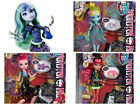 Monster High 13 Wishes Dolls 4 Dolls New