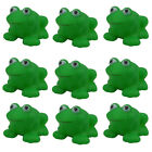 Lot 1 /5 /10 /20pcs Green Frog Dolphin Baby Children Bath Toys Cute Rubber Squeaky
