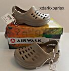 NEW NWT AIRWALK Convert Clog SZ4.5-5,6.5-7,7.5-8 $15 KHAKI
