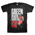 Green Day: American Idiot Smoke Screen T-Shirt   New  Official  Free Shipping