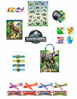 JURASSIC WORLD PARK BIRTHDAY PARTY FAVOURS LOOTBAG PINATA FILLERS