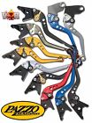 Triumph Speed Triple 2004 2007 PAZZO RACING Lever Set ANY Color