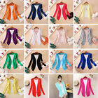 Women Lady Lace Candy Color Crochet Knit Blouse Top Coat Sweater Cardigan Shirt
